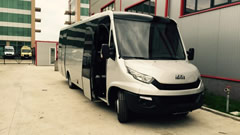 Iveco coach bus categ i - 29+1+1 seats
